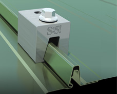 S 5 N Roof Clamp Roof Clamp For Snap Lok Panel