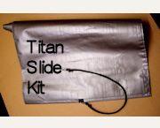Minnsnowta Titan Roof Rake Slide Kit