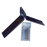 390RD-00 Disposable Nail Down Roof Anchor