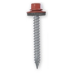 #9 Painted Fastgrip Mechanical Galvanized Screw - Bag of 250