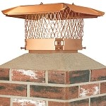 HY-C Copper Single Flue Chimney Cap