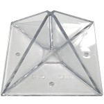 Sno Gem Original Polycarbonate Snow Guard