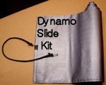 MinnSNOWta Dynamo Roof Rake Slide Kit