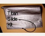 MinnSNOWta Titan Roof Rake Slide Kit