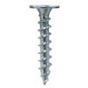#10 Zinc Plated PHILLIP Pancake Head Screws Type 17 - Bag of 250