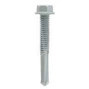 #12 MetalGrip Self Drilling Mechanical Galvanized Tek - Bag of 250