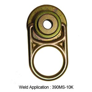Swivel Guard for Safety Equipment